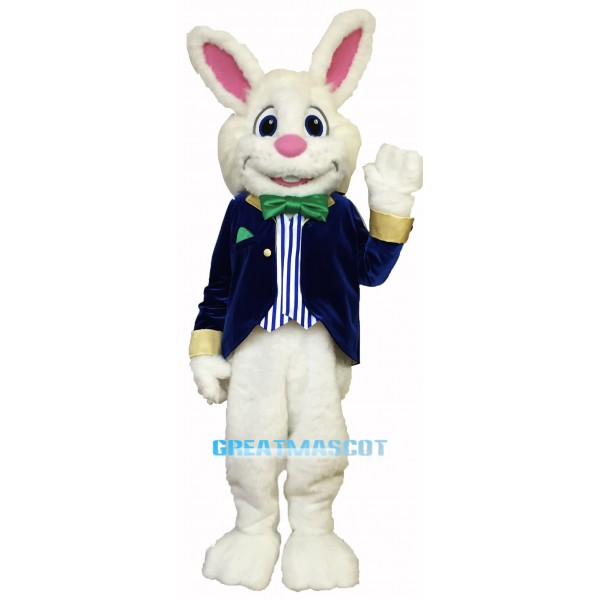 High Quality Easter Bunny Mascot Costume