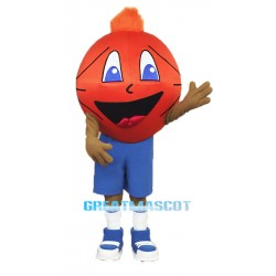 Basketball Mascot Costume