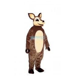 Dingie Deer Mascot Costume