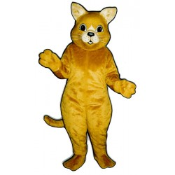 Kitty Cat Mascot Costume