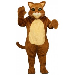 James the Cat Mascot Costume