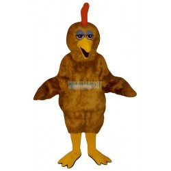 Chester Chicken Mascot Costume