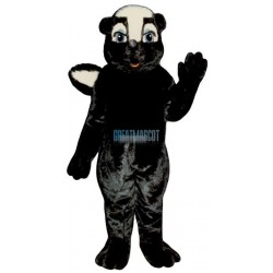 Sweet Pea Skunk Mascot Costume