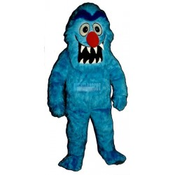 Ferocious Monster Mascot Costume