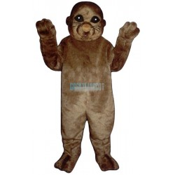 Murray Mole Mascot Costume