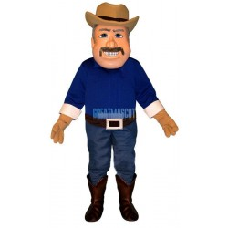 Texan Mascot Costume