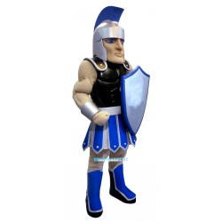 NEW SPARTAN TROJAN KNIGHT SPARTY MASCOT COSTUME