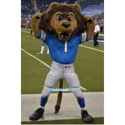 Sport Power Lions Mascot Costume