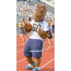 Sport Power Horse Mascot Costume