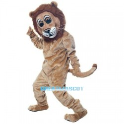 Music Lion Mascot Costume