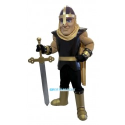 Ancient Warrior Custom Mascot Costume