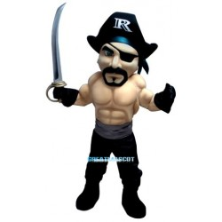 Power Raider Mascot Costume