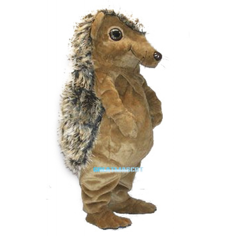 High Quality Hedgehog Mascot Costume