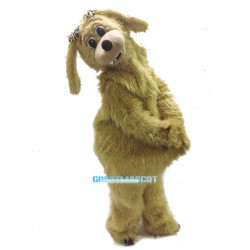 Cute Dog Mascot Costume Adult Costumes