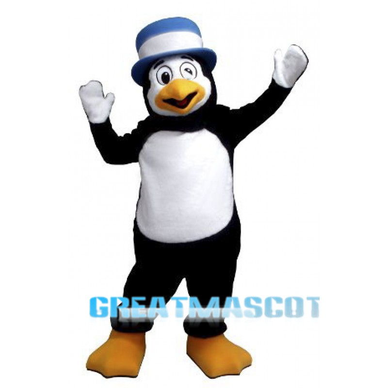 Cute Penguin Mascot Costume for Adult