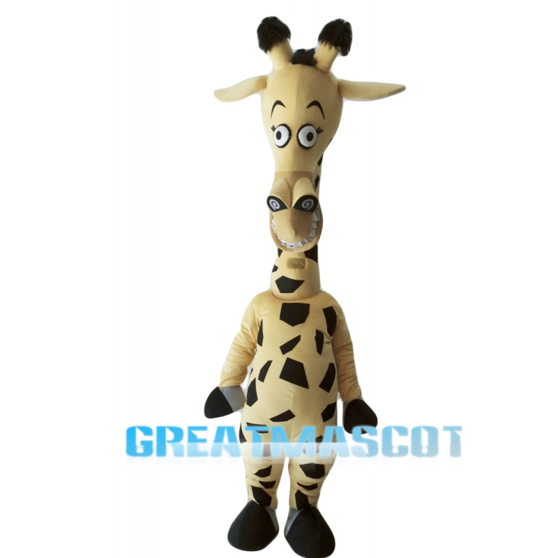 Nice Giraffe Mascot Costume For Adult