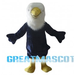 Black Eagle Mascot Costume Free Shipping