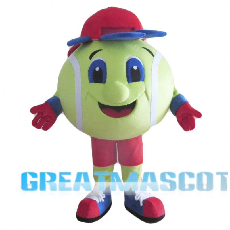 Colorful Ball Mascot Costume Free Shipping