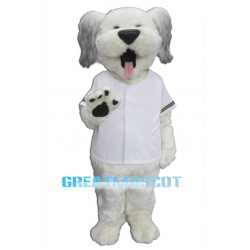 Hank Dog Mascot Costume