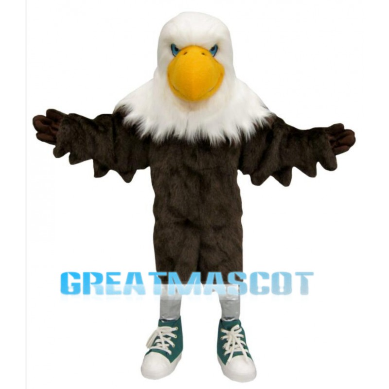 Horizon High Eagle Mascot Costume