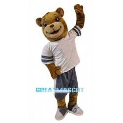 High School Bear Mascot Costume