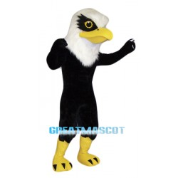 Adult Fierce Eagle Mascot Costume