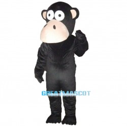 Black Monkey Mascot Costumes