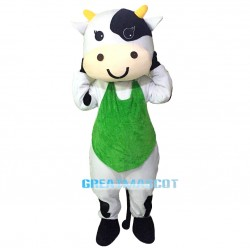 Milk Cow Mascot Costumes