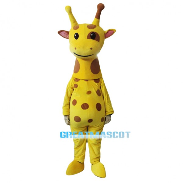 Cartoon Giraffe Mascot costumes
