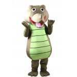 Crocodile Lightweight Plush Adult Mascot Costume