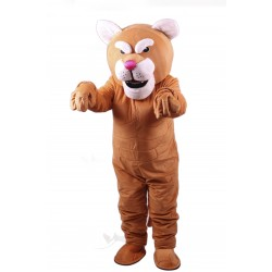 Cougar Power Cat Lightweight Mascot Costume