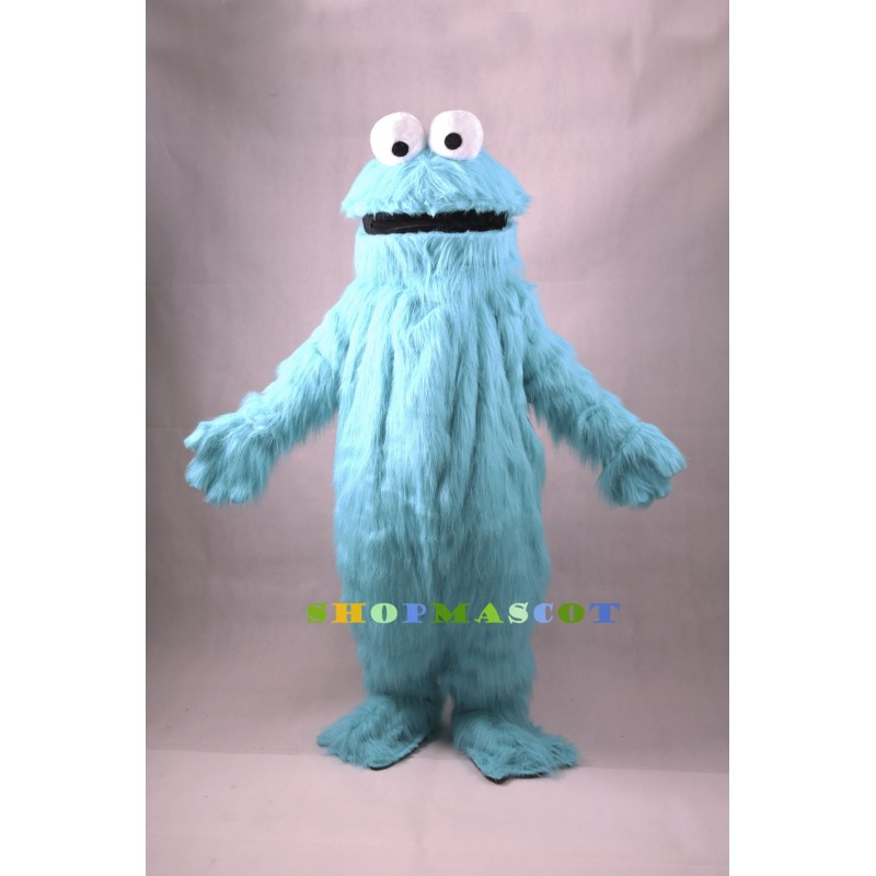 Customized Sesame Street Cookie Monster Mascot Costume