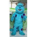 Monster Sulley Lightweight Mascot Costume
