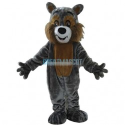 Cartoon Cute Squirrel Mascot Costume Animal Costume for Adult