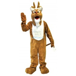 Lovely Reindeer Mascot Costume