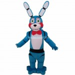 Five Nights At Freddy's Toy Blue Bunny Mascot Costumes