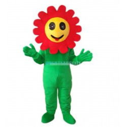 Sunflower Mascot Costume Free Shipping