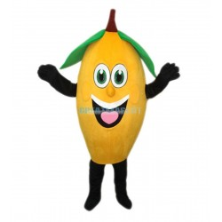 High Quality Lemon Mascot Costume