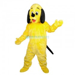 Animal Sunny Dog Adult Plush Mascot Costume