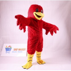Red Duck Mascot Costume (Thermolite) Free Shipping