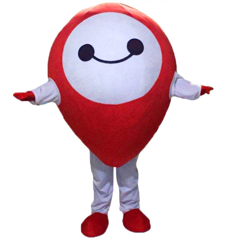 Blood Mascot Costumes Free Shipping