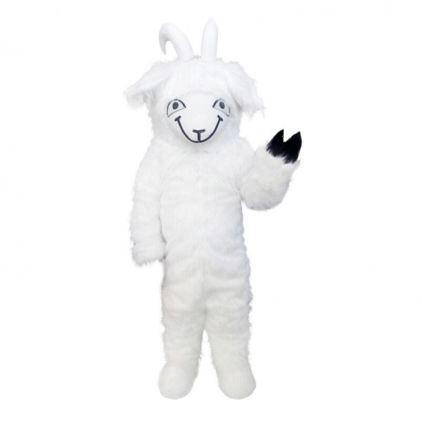 Goat Sheep Long Hair Mascot Costumes Free Shipping