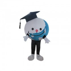 Earth Globe Mascot Costumes