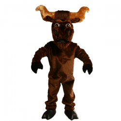 Longhorn Mascot Costume Free Shipping