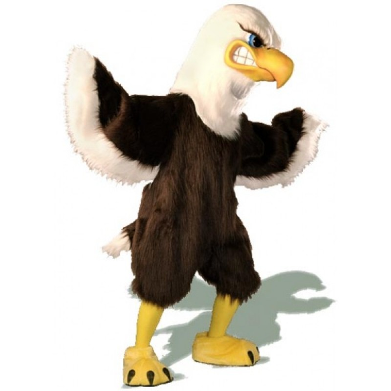 Majestic Eagle Mascot Costume Free Shipping