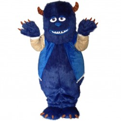 Monsters University  James P. Sullivan Mascot Costume