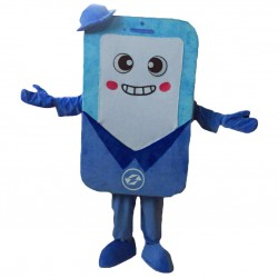 Phone Mascot Costumes Free Shipping