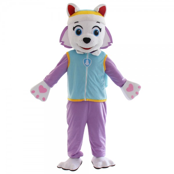 Paw Patrol Everest Mascot Costume